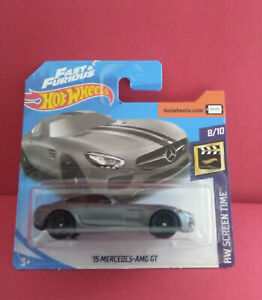 HOT-WHEELS-FAST-AND-FURIOUS-15-MERCEDES-AMG-GT-VOITURE-2019-R-5424