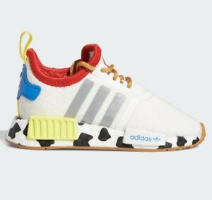 Adidas NMD R1 x Toy Story Woody Size