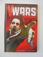 V-Wars,  Bd: 1 - Die Blutrote Königin (Cross Cult) Hardcover. Top Zustand