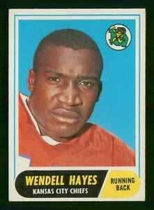 WENDELL HAYES 1968 TOPPS 68 NO 40 VG  37106