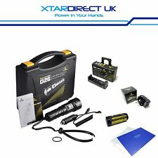 Xtar D26 Diving Torch Light Powerful Cree XM-L2 U3 1100 Lumens - FULL KIT