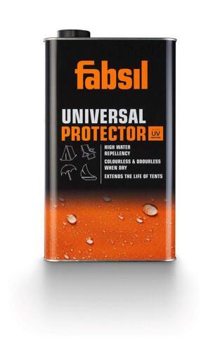 Fabsil /& or 1 L 2.5 L 5 L litres Grangers G Cire Toile tente d/'étanchéité étuve