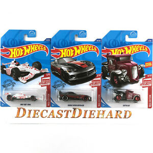 2 Gotta Go 2020 Hot Wheels Red Edition 1 Indy 500 Oval 3 Dodge Viper SRT10 ACR