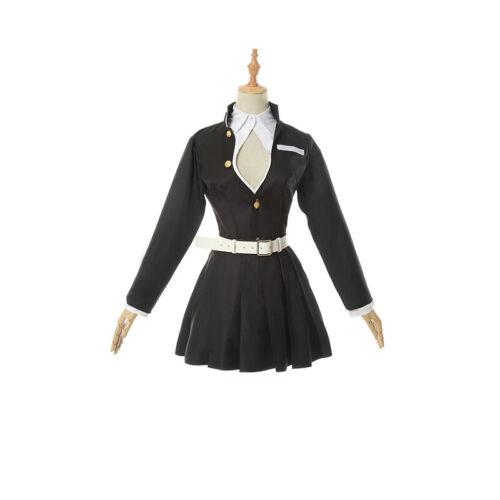 Demon Slayer Kimetsu No Yaiba Kanroji Mitsuri Cosplay Costume Kimono Suit Belt Mi Tiles Com Model mitsuri kanrojilocation kimetsu no yaiba. mi sanitary store
