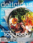 ABC Delicious Magazine November 2015 Issue 154 - Asian Soul Food