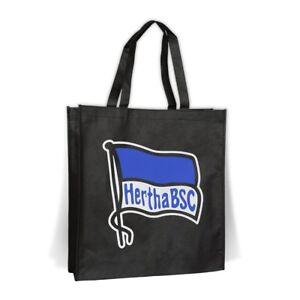 Hertha BSC Einkaufstasche schwarz HERTHA BSC BERLIN