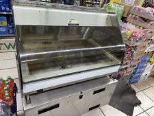 Alto Shaam Ed2 482s Warmer Deli Display Case Hot Food Merchandiser
