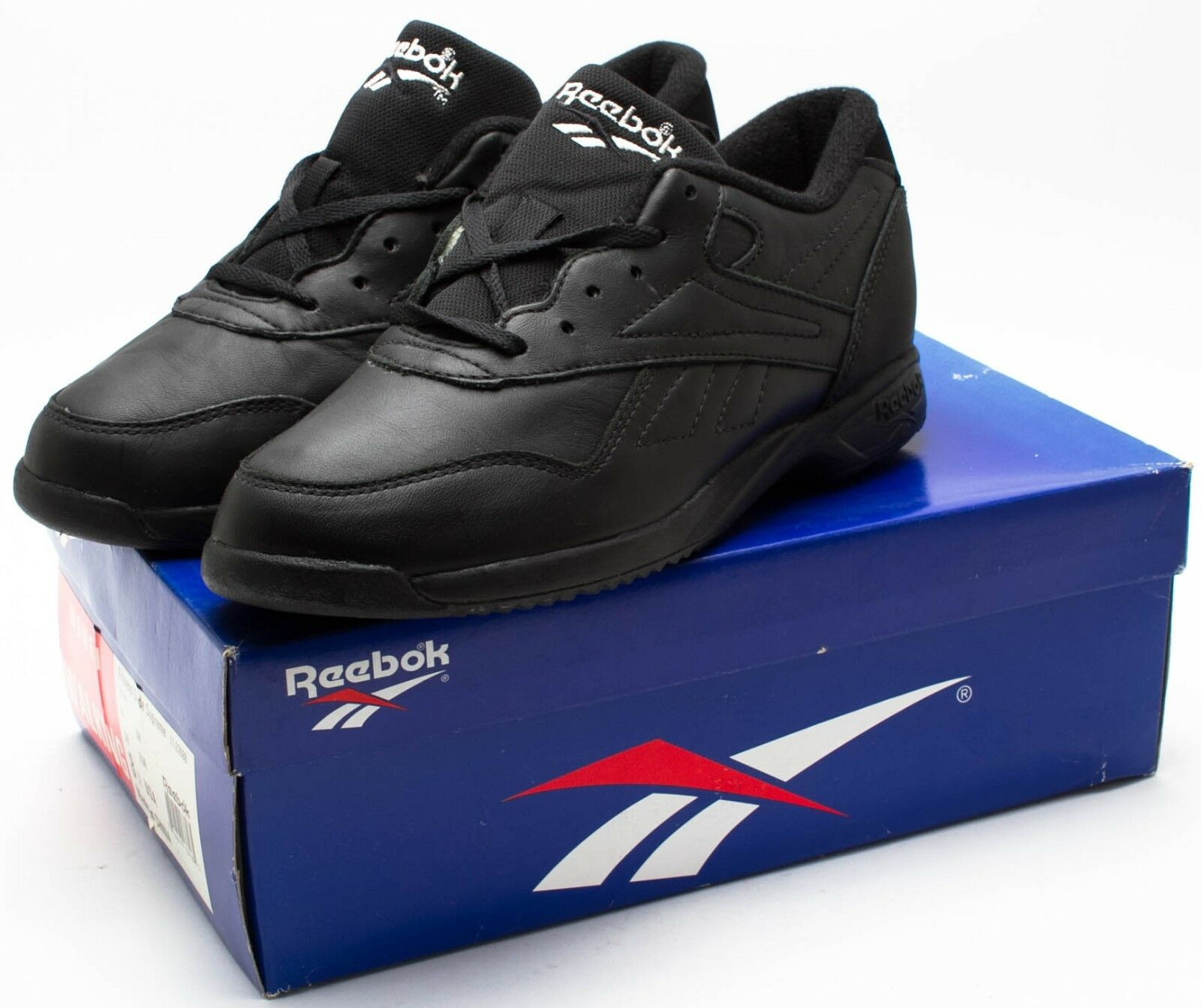 Reebok Damen VINTAGE 1990s OG Fitness Glide Supreme Schuhe 11-22688 weiß sz.8.5