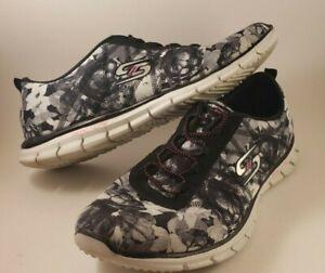 compañera de clases Cuota de admisión Establecer  Skechers Dual-Lite refrigerado por aire de espuma de memoria Resbalón en  Zapatillas   eBay