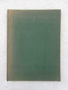William-Faulkner-A-GREEN-BOUGH-1933-Harrison-Smith-amp-Robert-Hass-1st-Edition