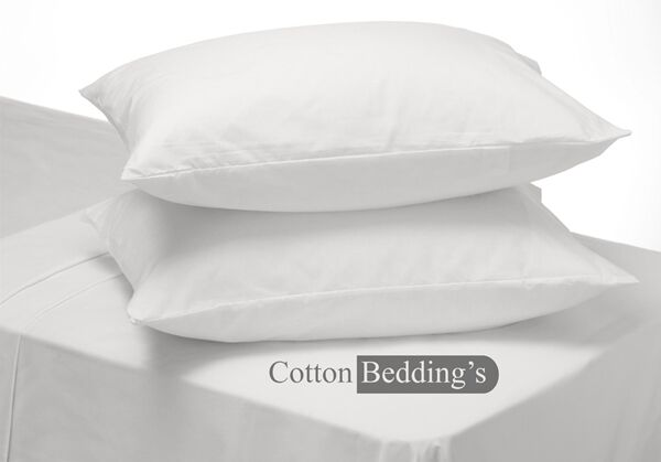 Branded Hotel Color 800TC 100% Egyptian Cotton Pillow Cases in all regular size