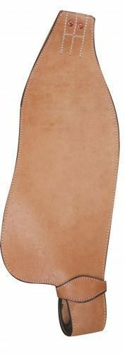 WESTERN SADDLE REPLACEMENT HORSE SADDLE  FENDERS PAIR OF 2 LIGHT OIL COLOR  big discount