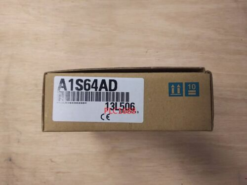 Details about  /NEW IN BOX A1S64AD MITSUBISHI A//D Converter 4-channel analog module FREESHIPPING