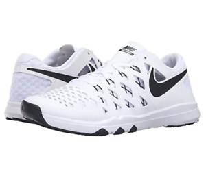 New Nike Train Speed 4 Men's Running Training Shoes White 843937 103