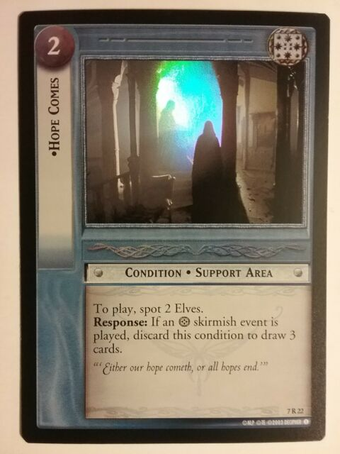 LoTR TCG FoTR Fellowship of the Ring Gimli/'s Battle Axe 1R14