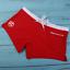 hommes-natation-maillot-de-bain-slips-sexy-Surf-vetement-plage-short-Fitness miniature 7