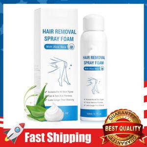 Hair Removal Spray Cream Spray Foam Painless For Men Women Body