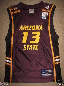James Harden  13 Arizona State Sun Devils Adidas Jersey Toddler XL 7 ... 55cb495b2