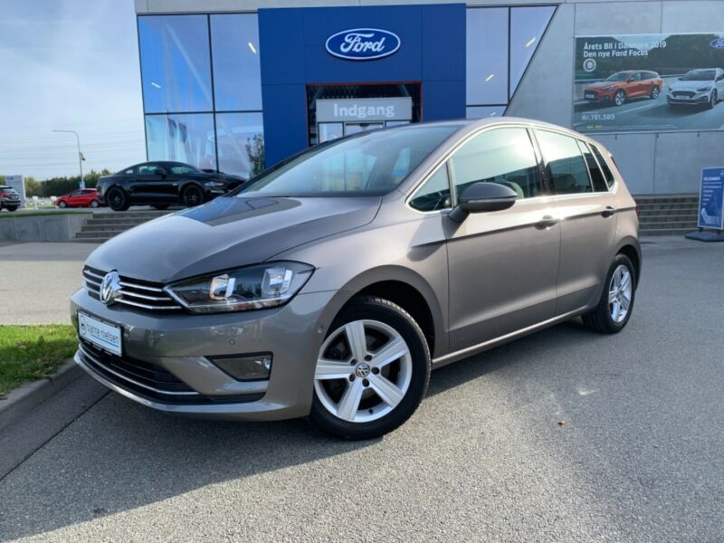 VW Golf Sportsvan 1,6 TDi 110 Highline DSG
