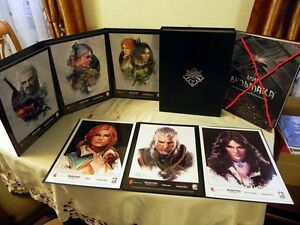World of witcher 3 collectors edition without book only 6 image is loading world of witcher 3 collectors edition without book solutioingenieria Gallery