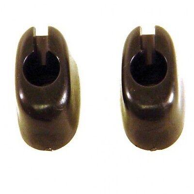 Pair Window Crank Handle Black Fits VW Bug Beetle 1968-1979 # CPR111837581JX2-BU