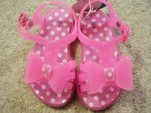 7077b808563 Image is loading kids-Girls-summer-shoes-Matalan-Summer-fun-pink-