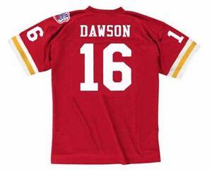 LEN DAWSON Kansas City Chiefs 1969 Throwback Home NFL Football ...