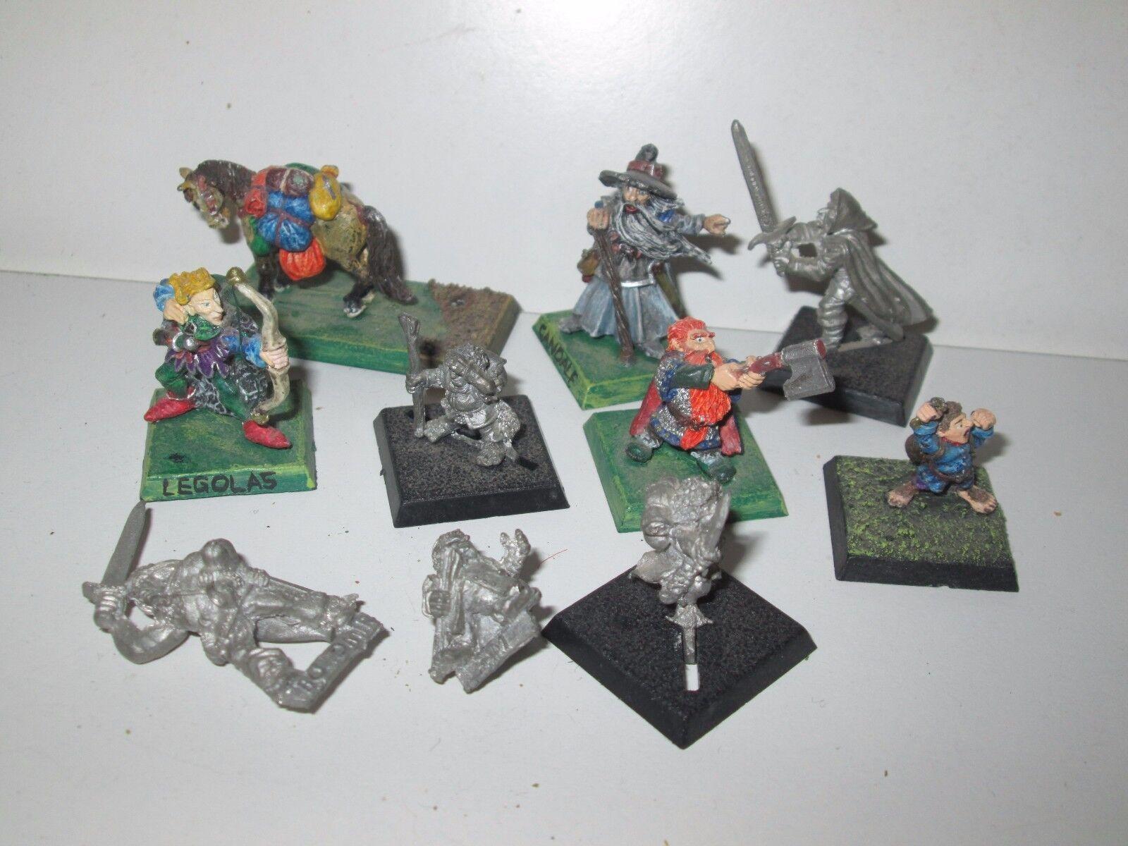 Warhammer fantasy  der ring  hdr - metall - 1988