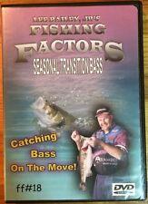 Fishing Factors Seasonal Transition Bass (DVD)