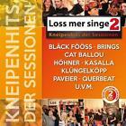 Loss mer singe-Kneipenhits der Sessionen 2 von Various Artists (2016)