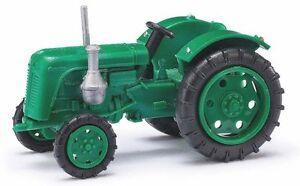 Busch-Mehlhose-210-010115-Traktor-Famulus-Grun-Grune-Felge-H0-Modell-1-87