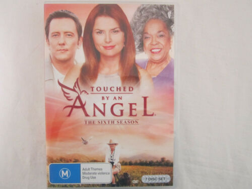 1 of 1 - Touched by an Angel - Season 6 [DVD] 7 Disk Set [Aust Release]