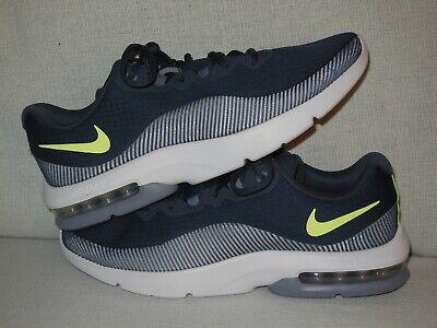Nike Air Max Advantage 2 (AA7396 400) Running Shoe Thunder BlueVolt MEN'S 11 | eBay