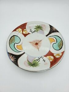Antique-Japanese-Footed-Plate-1900s-6-7-8-039-039-W