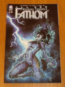 FATHOM ALL NEW #4 COVER A ASPEN COMICS MAY 2017