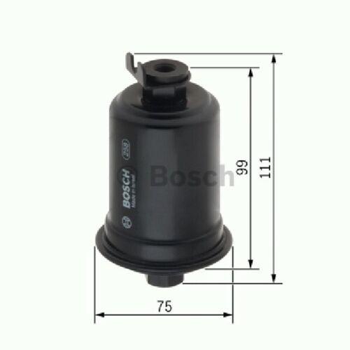 Brand New Genuine part filtres carburant 0450905916 Bosch Filtre à carburant F5916