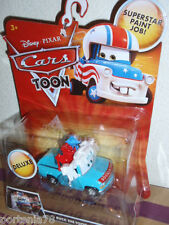 Disney Cars Toon Deluxe Monster Truck #11 BUCK THE TOOTH VENDOR