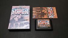 Super Street Fighter 2 Sega MegaDrive