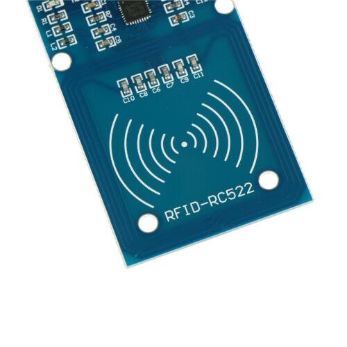 13.56MHz RFID module for arduino mf rc522 rc-522 reader writer card module  kw