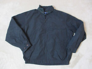 b241a698c VINTAGE Nautica Sailing Jacket Adult Extra Large Navy Blue Green ...
