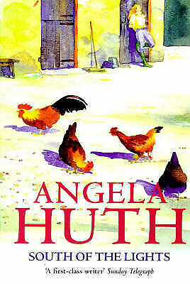 1 of 1 - South Of The Lights, Huth, Angela | Paperback Book | Acceptable | 9780349105543