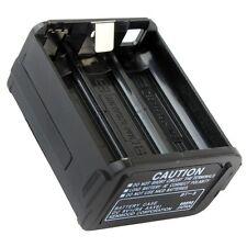 Neu BT-8 AAX6 Batterie-Kasten für Kenwood Radio TH-28 TH-48 TH-78HT  schwarz