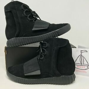 new arrivals afa70 7ff7e Details about Adidas Yeezy 750 Triple Black. Sz 11. OG Box 7/10 Condition  (Style Code: BB1839)
