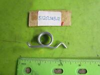 51m Montesa Cota 348 349 Left Foot Peg Spring P/n 5120.345.02