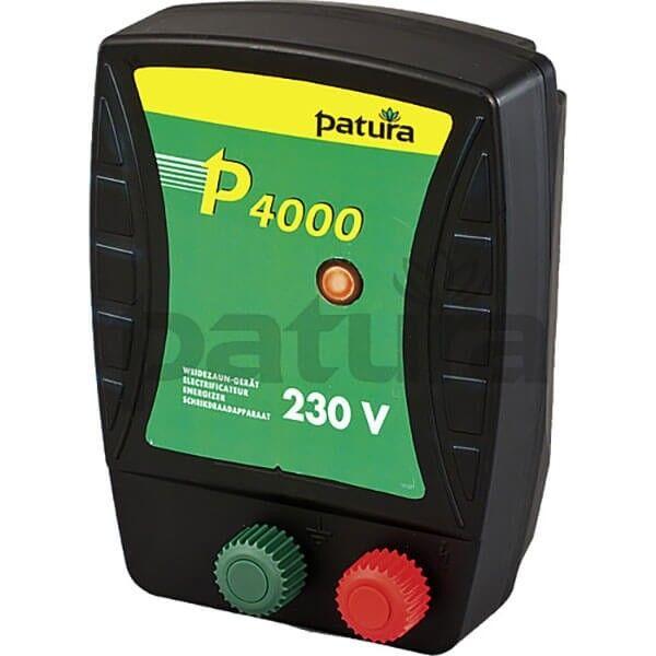 Patura   P4000 Mains Electricity 230 Volt Energiser for Electric Fences - 144040  unique design