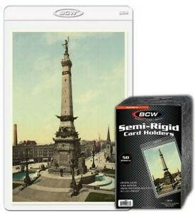 BCW-4-Semi-Rigid-Trading-Card-Holder-4-1-2-034-x-7-1-8-034-Qty-50