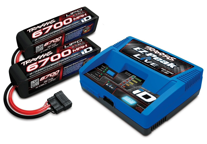 Traxxas 4S Batería integrador Pack-TRA2993
