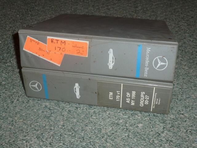 1998 Mercedes Benz Slk230 Slk 230 Slk