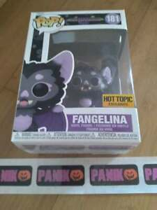 Funko Pop Frightkins Fangelina #181 - Hot Topic Exclusive