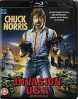 Invasion USA 5060103796984 With Chuck Norris Blu-ray Region B